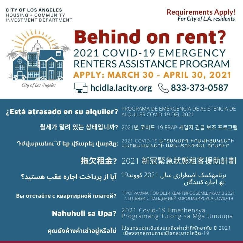 Behind on Rent?
